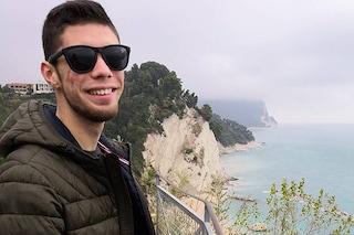 Lutto a Osimo, Luca muore annegato a 20 anni mentre è in vacanza con un amico a Ibiza