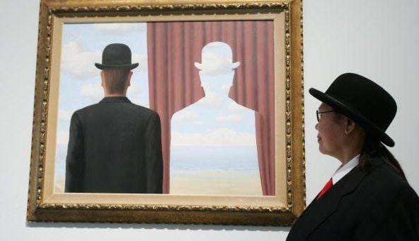 """""""Inside Magritte"""" sarà alla Chiesa di Santo Stefano al Ponte di Firenze a partire dal 1 novembre."""