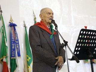 """Empoli, muore Dario Del Sordo: il partigiano """"Fischio"""", protagonista della Liberazione"""
