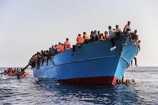 Migranti, l'appello al governo dei parlamentari per sospendere gli accordi Italia-Libia
