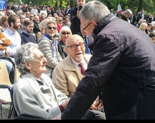 Morta a 94 anni Olga De Bianchi, staffetta partigiana sempre presente alle cerimonie del 25 Aprile