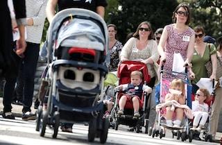 Dal 2021 un assegno da 80 a 160 euro per ogni figlio appena nato