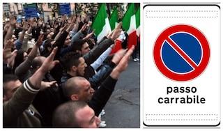 Parma, per ottenere il passo carrabile si deve essere antifascisti