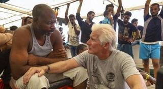A Richard Gere le Chiavi di Firenze per il suo impegno accanto ai migranti