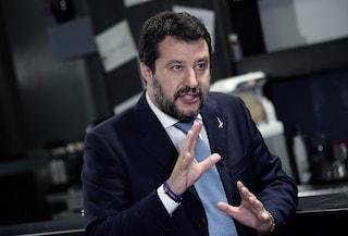 """Matteo Salvini contro preti, insegnanti e magistrati: """"La smettano di fare politica"""""""