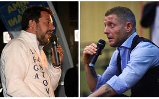 """Lapo Elkann contro Salvini: """"Non mi piace, è distruttivo"""". L'ex ministro: """"Parole stupefacenti"""""""