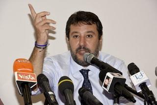 Elezioni Emilia-Romagna, Salvini a Parma: centinaia di manifestanti contro il leader della Lega