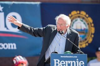 Bernie Sanders ha avuto un infarto, ora sta bene