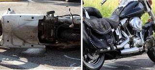 Ancona, ubriaco su Harley non si ferma e travolge scooter Scarabeo: Elia muore a 17 anni