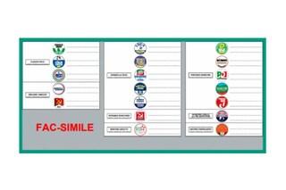 Elezioni Umbria: i candidati a sostegno di Giuseppe Cirillo