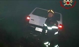 Pistoia: non tornano a casa, marito e moglie trovati cadaveri in auto nel dirupo
