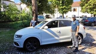 Non dichiara ricavi per 8 milioni e non versa l'Iva: il suo Suv Audi va alla Finanza