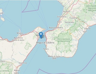 """Panico a Messina e Reggio Calabria: """"C'è il terremoto"""". Ma è solo esploso un ordigno bellico"""