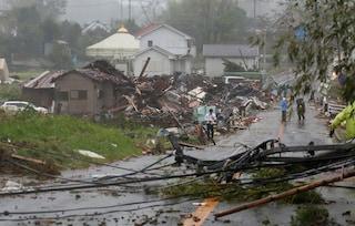 Giappone, sale il numero delle vittime del tifone Hagibis: almeno 26 morti e 15 dispersi