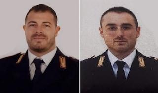 Pierluigi Rotta e Matteo Demenego sono i poliziotti uccisi nella sparatoria a Trieste