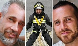 """""""Le lacrime della moglie del vigile del fuoco quando le ho detto che era morto nell'esplosione"""""""
