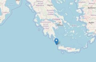 Terremoto Creta, scossa di magnitudo 6.0. Avvertita anche in Puglia e Calabria
