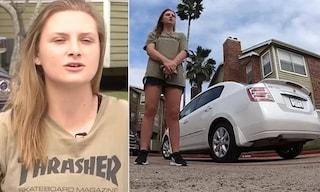Cameriera cammina ogni giorno 3 ore per arrivare a lavoro, due sconosciuti le regalano un'auto