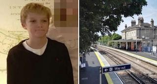 """Regno Unito, 14enne si uccide sotto un treno davanti agli amici: """"Era dipendente dagli energy drink"""""""