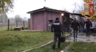 Latitante arrestato in un casolare dell'Alessandrino e salvato dalla piena del fiume