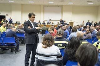 """Ex Ilva, la lettera di Conte ai ministri: """"Portate idee e progetti, apriamo il cantiere Taranto"""""""