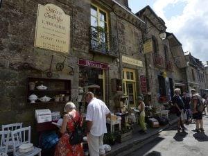 Bécherel, il borgo francese paradiso dei libri
