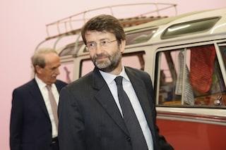 """Arte e cambiamenti climatici, Franceschini: """"Rafforzare i caschi blu della cultura"""""""