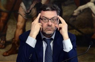 """La Costituente di Giorgetti: """"Cambiamo tutti insieme 3-4 regole del gioco"""". Renzi: """"Idea saggia"""""""