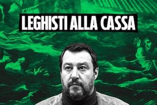 Come la Lega ha pagato decine di propri dipendenti con i soldi degli italiani