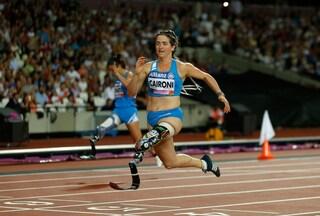 La campionessa paralimpica Martina Caironi positiva ad un test antidoping: è stata sospesa