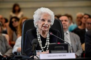 Liliana Segre vivrà sotto scorta: assegnata la protezione personale dopo le minacce ricevute