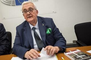 L'ex eurodeputato leghista Mario Borghezio accusato di furto di carte storiche ad Archivio di Stato