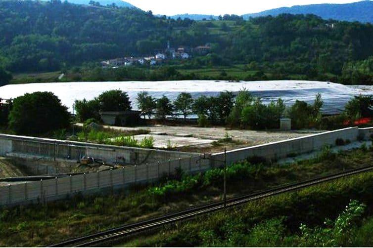 Almeno 5milioni di tonnellate di scorie chimiche rimangono ancora nel Sin di Cengio–Saliceto (Pier Giorgio Giacchino)