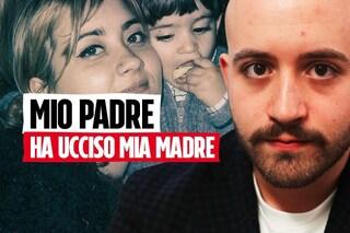 """Violenza sulle donne, la storia di Alfredo: """"Mio padre ha sparato a mia madre in chiesa"""""""