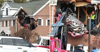 Sbanda e vola con la Porsche contro il secondo piano della casa: morto insieme all'amico