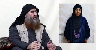 """La Turchia ha arrestato la sorella di al Baghdadi: """"Fonte di informazione sulle strategia dell'Isis"""""""