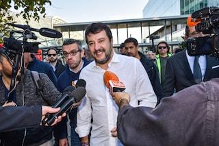 """Regionali, Matteo Salvini: """"In Emilia Romagna cadrà il secondo muro di Berlino"""""""