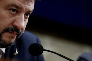 """Investimenti Lega in ArcelorMittal, l'ira di Salvini: """"M5s dice il falso, li querelo"""""""