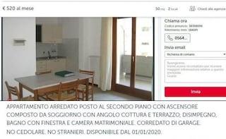 """""""Non si affitta agli stranieri"""", polemiche per annuncio discriminatorio di un'agenzia di Grosseto"""