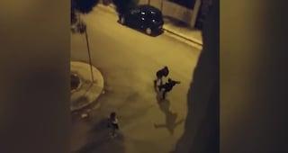 Andria, picchia una 19enne in strada, il video diventa virale: fermato l'aggressore