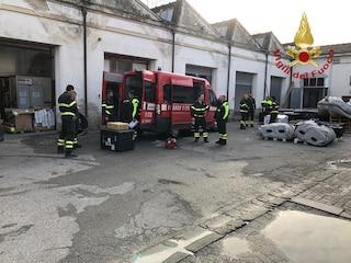 Terremoto in Albania, uomini dei Vigili del Fuoco e Protezione Civile in partenza da tutta Italia