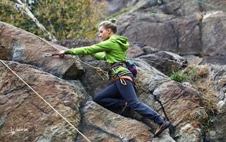 """Alessia Refolo, la campionessa di climbing che ha sconfitto la cecità: """"Se vuoi, puoi"""""""
