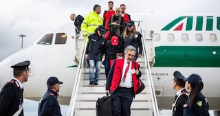 Alvin è tornato in Italia, bimbo portato via dalla madre e cresciuto con l'Isis arrivato a Roma