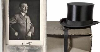 Dal cappello di Hitler alle pentole di Göring, cimeli nazisti all'asta: comunità ebraica insorge