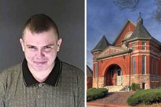 Sventata strage in sinagoga in Usa, fermato suprematista bianco che preparava un massacro