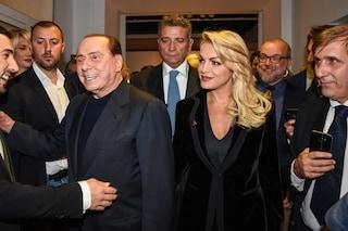 """La fidanzata di Berlusconi: """"Odio il sovranismo. L'asse si sposta sempre più a destra e fa paura"""""""