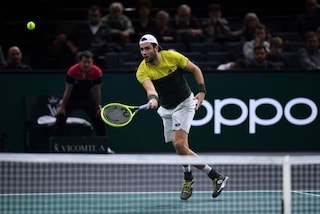 Matteo Berrettini si qualifica alle Atp Finals di Londra, è nella storia del tennis italiano