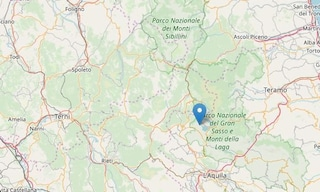 Nuova scossa di terremoto: magnitudo 3.2 in provincia de L'Aquila, vicino ad Amatrice