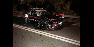 Matera, muore a 43 anni in un incidente stradale per sfuggire a un posto di blocco dei Carabinieri