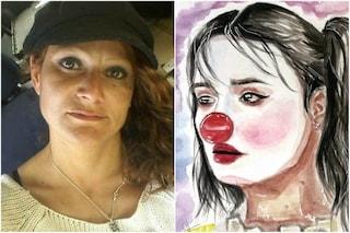 """La storia del Mimo infiamma i social: """"Daniela derubata della vita, diteci chi è stato"""""""